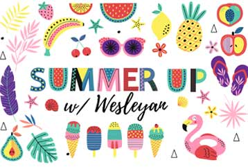 Summer Up with Wesleyan