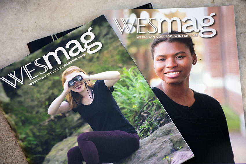WESmag 2018 Summer and Winter issue